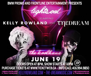 Kelly Rowland Medium recatnalge 300 x 250 banner ad by bannerite