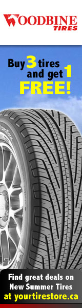 promote your tire business with a skyscraper banner ad